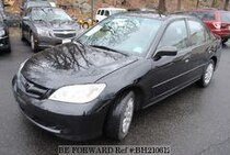 Used 2005 HONDA CIVIC BH210612 for Sale for Sale