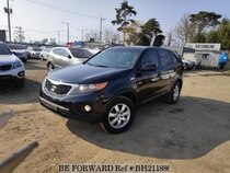 Used 2010 KIA SORENTO BH211886 for Sale for Sale