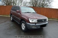 2002 TOYOTA LAND CRUISER AMAZON AUTOMATIC DEISEL