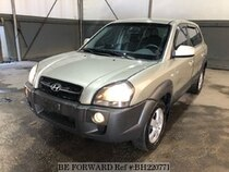 Used 2004 HYUNDAI TUCSON BH220771 for Sale for Sale