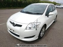Used 2008 TOYOTA AURIS BH221463 for Sale for Sale