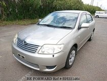 Used 2006 TOYOTA COROLLA SEDAN BH221464 for Sale for Sale