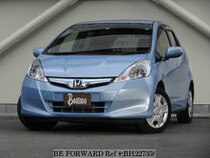 Used 2013 HONDA FIT HYBRID BH227358 for Sale for Sale