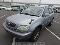 Used 2001 TOYOTA HARRIER BH227967 for Sale for Sale