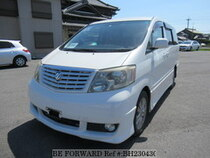 Used 2005 TOYOTA ALPHARD BH230430 for Sale for Sale