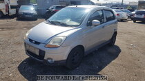 Used 2008 DAEWOO (CHEVROLET) MATIZ (SPARK) BH231554 for Sale for Sale