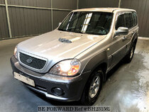Used 2003 HYUNDAI TERRACAN BH231562 for Sale for Sale