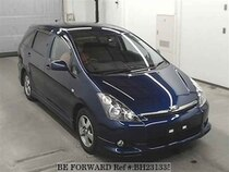Used 2005 TOYOTA WISH BH231335 for Sale for Sale