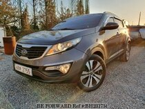 Used 2011 KIA SPORTAGE BH231734 for Sale for Sale