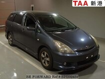 Used 2003 TOYOTA WISH BH232434 for Sale for Sale