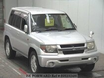 Used 2002 MITSUBISHI PAJERO IO BH232489 for Sale for Sale