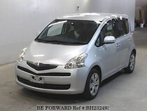 Used 2009 TOYOTA RACTIS BH232493 for Sale for Sale