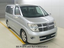 Used 2008 NISSAN ELGRAND BH232611 for Sale for Sale