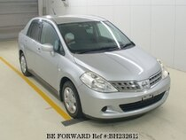 Used 2009 NISSAN TIIDA LATIO BH232612 for Sale for Sale