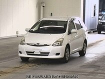 Used 2007 TOYOTA WISH BH232527 for Sale for Sale