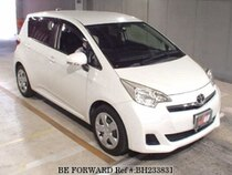 Used 2011 TOYOTA RACTIS BH233831 for Sale for Sale