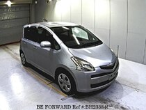 Used 2006 TOYOTA RACTIS BH233846 for Sale for Sale
