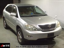 Used 2005 TOYOTA HARRIER BH233809 for Sale for Sale