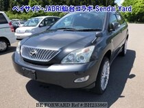 Used 2005 TOYOTA HARRIER BH233868 for Sale for Sale