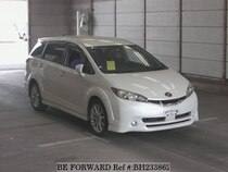 Used 2009 TOYOTA WISH BH233862 for Sale for Sale