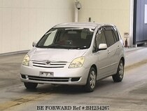 Used 2004 TOYOTA COROLLA SPACIO BH234267 for Sale for Sale
