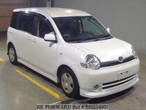 Used 2003 TOYOTA SIENTA BH234955 for Sale for Sale