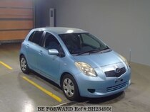 Used 2005 TOYOTA VITZ BH234956 for Sale for Sale