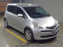 Used 2009 TOYOTA RACTIS BH234957 for Sale for Sale