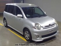 Used 2006 TOYOTA SIENTA BH234963 for Sale for Sale