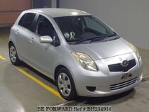 Used 2007 TOYOTA VITZ BH234914 for Sale for Sale