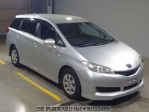 Used 2009 TOYOTA WISH BH234938 for Sale for Sale