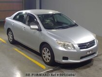 Used 2007 TOYOTA COROLLA AXIO BH234945 for Sale for Sale