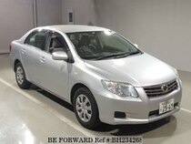 Used 2011 TOYOTA COROLLA AXIO BH234268 for Sale for Sale