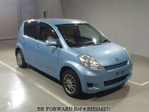 Used 2007 TOYOTA PASSO BH234273 for Sale for Sale