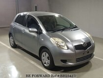 Used 2006 TOYOTA VITZ BH234275 for Sale for Sale