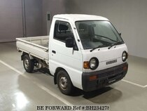 Used 1996 SUZUKI CARRY TRUCK BH234278 for Sale for Sale