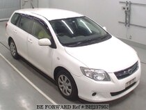 Used 2011 TOYOTA COROLLA FIELDER BH237953 for Sale for Sale