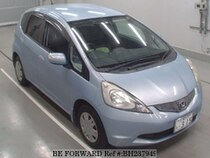 Used 2007 HONDA FIT BH237949 for Sale for Sale