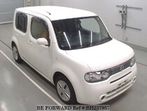 Used 2015 NISSAN CUBE BH237957 for Sale for Sale