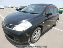 Used 2008 NISSAN TIIDA BH238521 for Sale for Sale