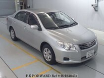 Used 2010 TOYOTA COROLLA AXIO BH238414 for Sale for Sale