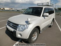 Used 2009 MITSUBISHI PAJERO BH238535 for Sale for Sale