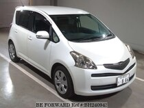 Used 2010 TOYOTA RACTIS BH240943 for Sale for Sale