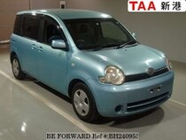 Used 2006 TOYOTA SIENTA BH240953 for Sale for Sale