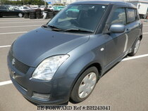 Used 2007 SUZUKI SWIFT BH243041 for Sale for Sale