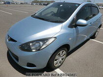 Used 2007 MAZDA DEMIO BH245827 for Sale for Sale