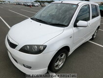 Used 2005 MAZDA DEMIO BH247462 for Sale for Sale