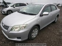 Used 2009 TOYOTA COROLLA AXIO BH247268 for Sale for Sale