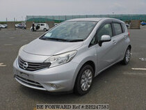 Used 2014 NISSAN NOTE BH247581 for Sale for Sale