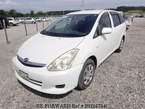 Used 2005 TOYOTA WISH BH247540 for Sale for Sale
